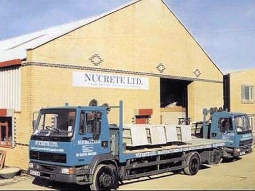 nucrete factory