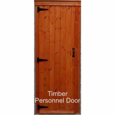 timber personnel door 400x400 1